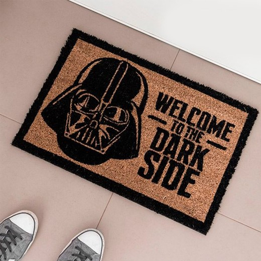 Tapete Welcome To The Dark Side Star Wars