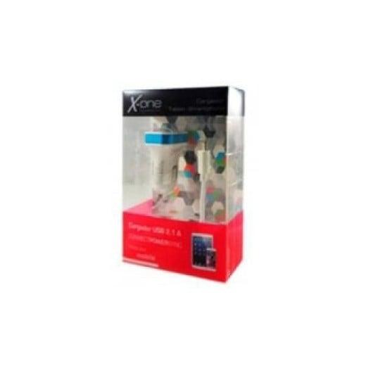 Carregador de Isqueiro Micro USB