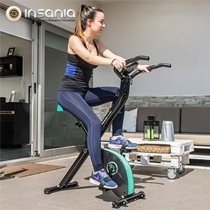 Bicicleta Estática Dobrável Cecofit X-Bike