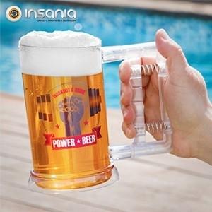 Caneca de Cerveja Power Beer