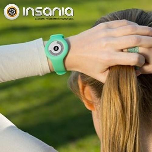 Relógio de Atividade Física Nokia Go Verde