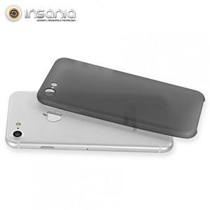 Capa Tucano Nuvola para iPhone 7 Preta