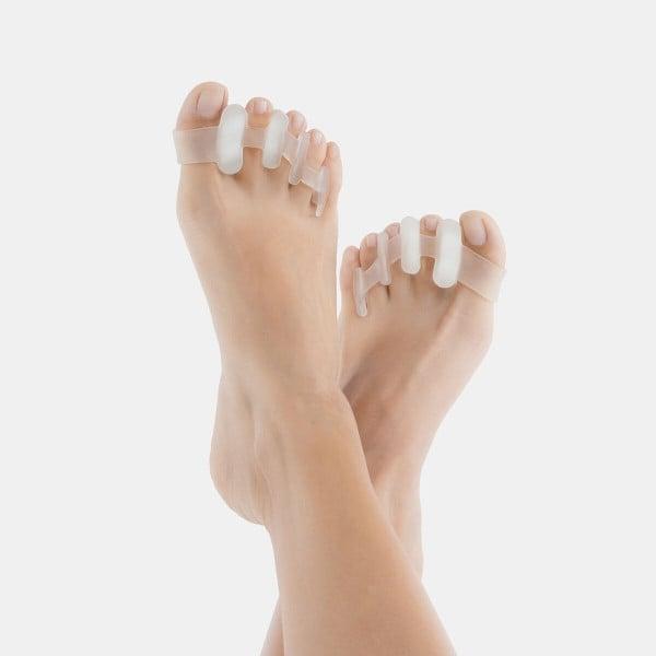 Separadores de Dedos em Gel Relaxantes