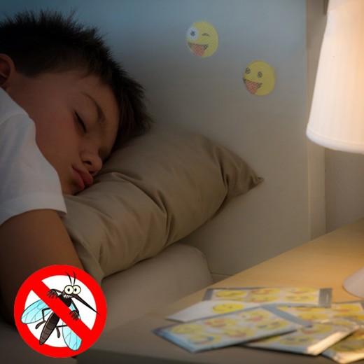 Adesivos Antimosquitos Caretas