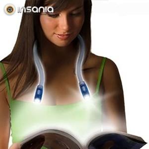 Luz de Leitura LED Flexível