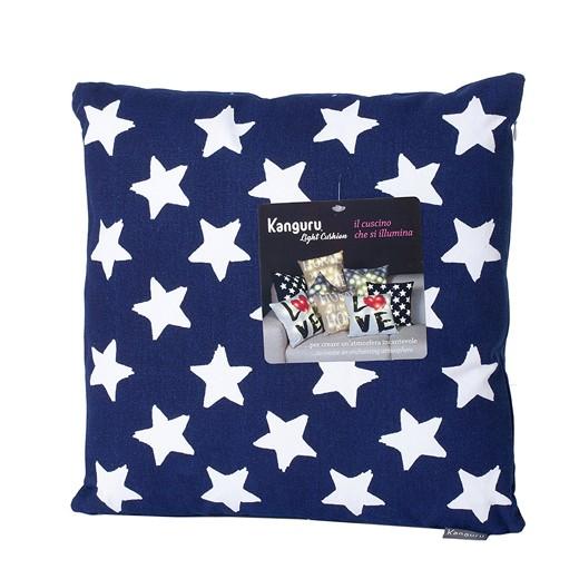Almofada Kanguru Estrelas Led