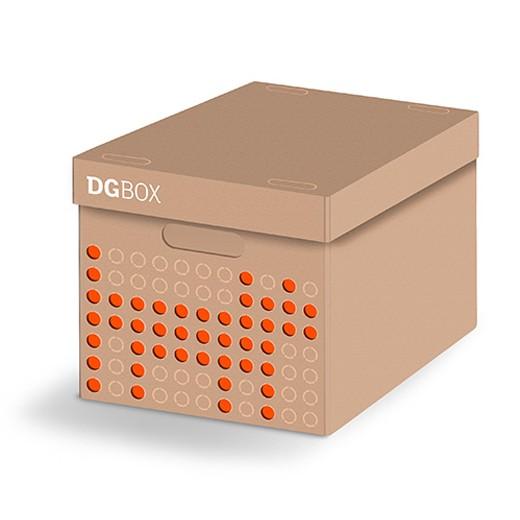 Caixa Kanguru Dgbox