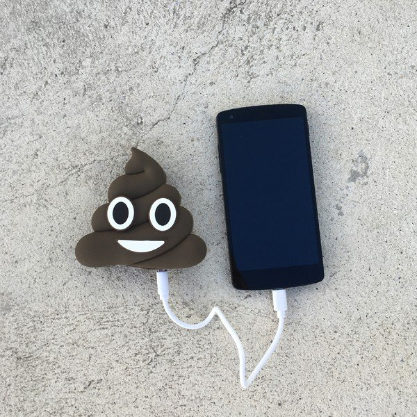 Powerbank Emoticon Cocó 2600mAh