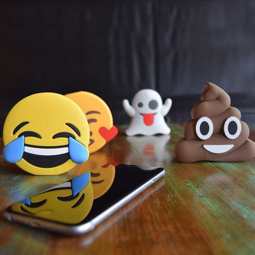 Power Bank Emoticono LOL