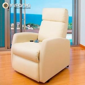 Cadeira de Massagem com Apoio para os Pés Jocca Portes