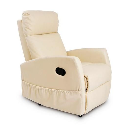 Cadeirão de Massagem Relax Compact Bege