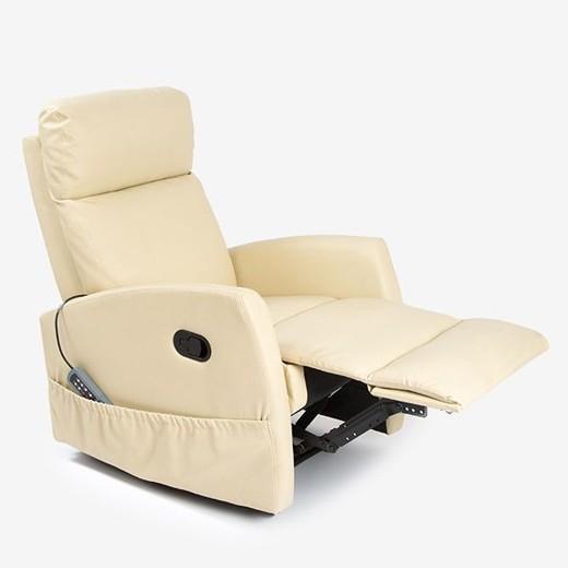 Cadeirão de Massagem Relax Compact Beje