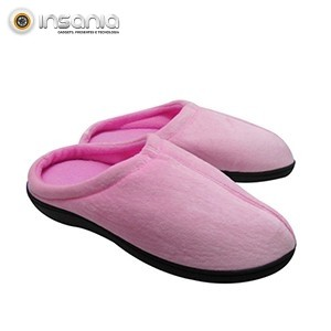 Chinelos Relax Gel Rosa