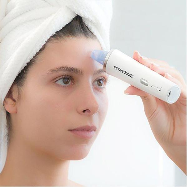 Limpiador Facial Eléctrico de Puntos Negros