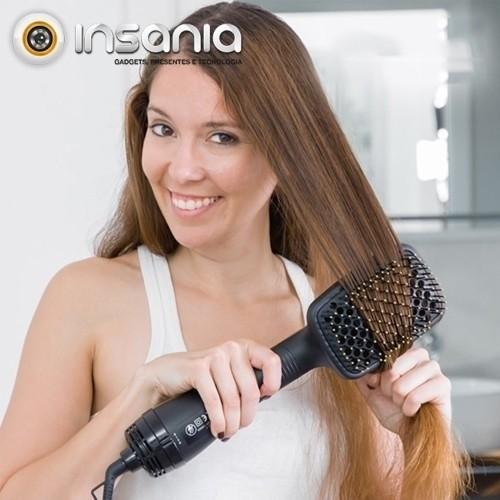 Cepillo Eléctrico Secador 3 en 1