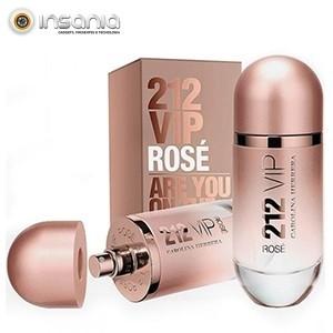 Perfume Feminino 212 Vip Rosé Carolina Herrera EDP