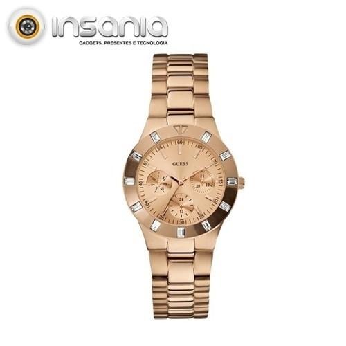 93bc8f9379c Relógio para Mulher Guess W16017L1 - Portes gratuitos e entregas em 24h