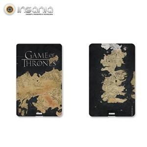 Tribe Cartão Pen Drive Game of Thrones Westeros 8GB