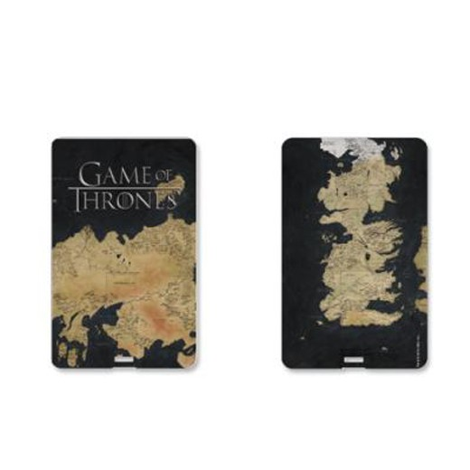 Tribe Cartão Pen Drive Game of Thrones Westeros 8GB