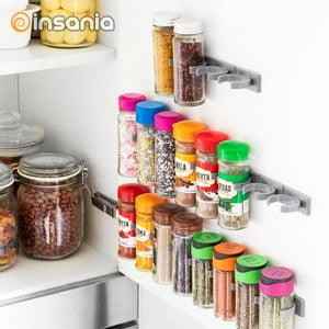Porta-condimentos Adesivo e Divisível