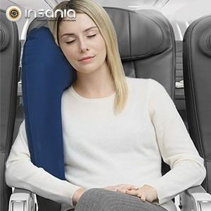 Almofada de Viagem Insuflável com Suporte para Assentos