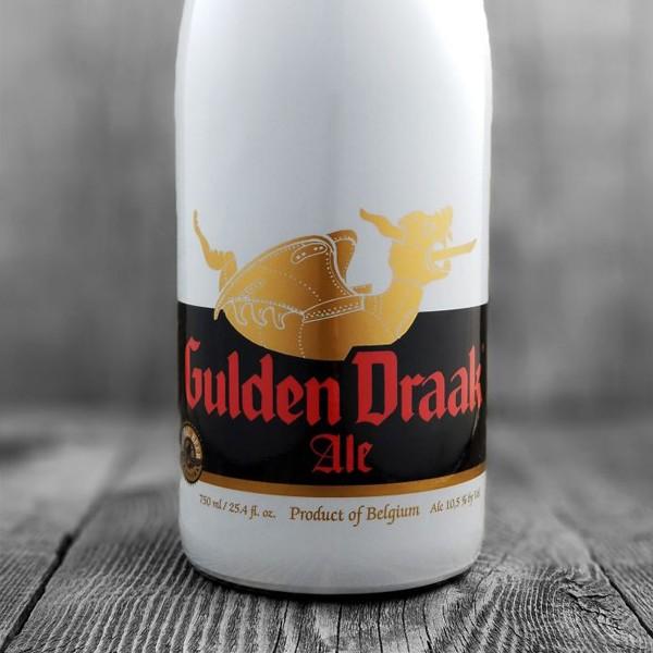 Garrafa de Cerveja Gulden Draak 75 cl