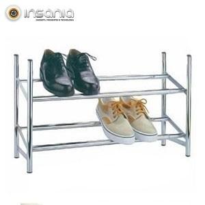 Organizador de Sapatos Extensível de 2 Patamares