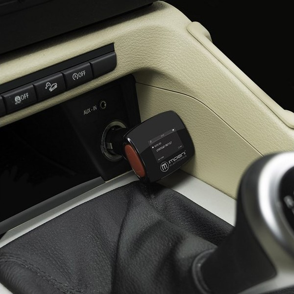 Lector con Bluetooth, Mp3 y USB para Coche