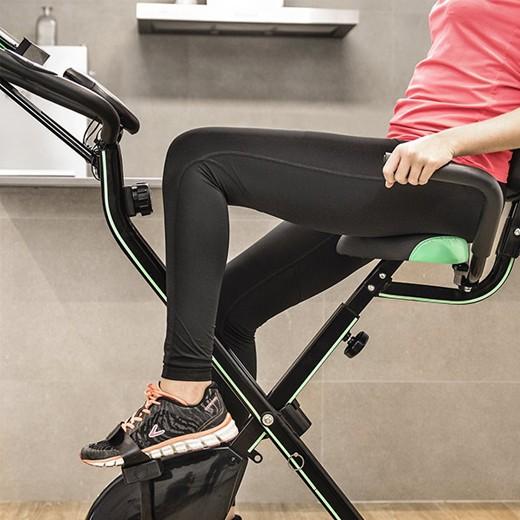 Bicicleta Estática Magnética Dobrável Cecofit Pro