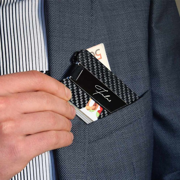 Porta-Cartões Deluxe Fulus