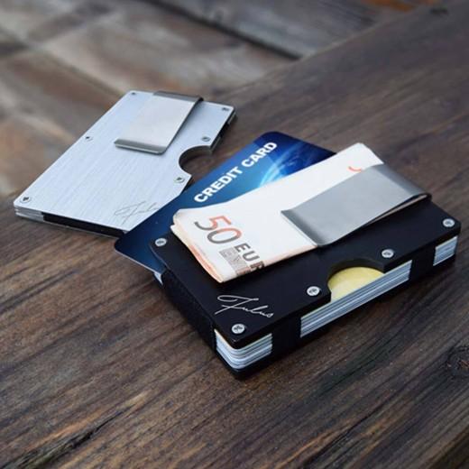 Carteira Porta-Cartões Fulus