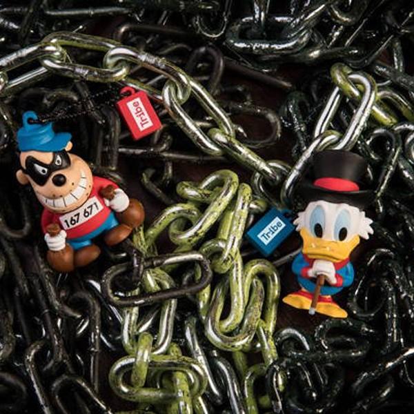 Tribe Pen Drive Disney Irmão Metralha 16GB