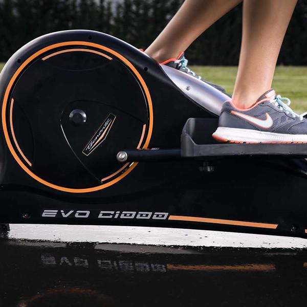 Bicicleta Elíptica Vitacross Program YC202 BH Fitness