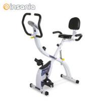 Bicicleta Estática Dobrável YF92 BH Fitness