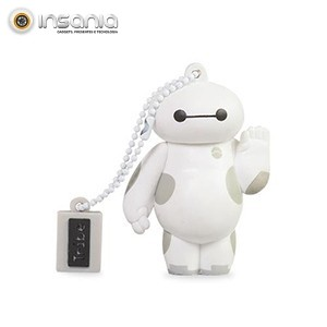 Tribe Pen Drive Pixar Big Hero 6 Baymax 16GB