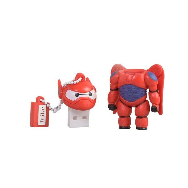 Tribe Pen Drive Pixar Big Hero 6 Baymax Armoured 16GB