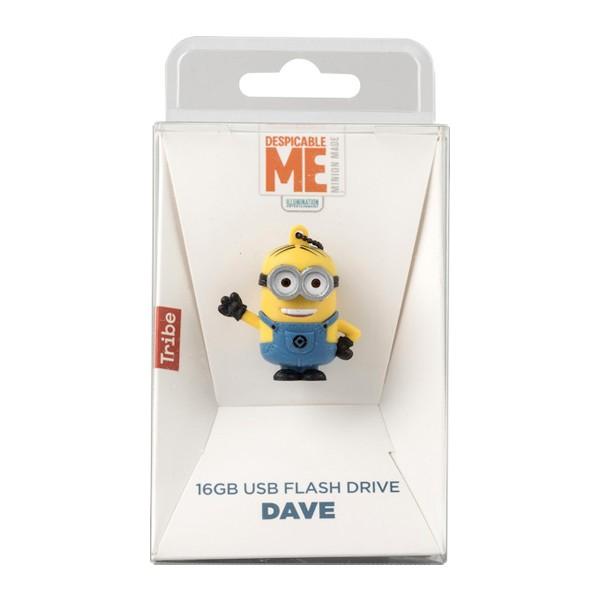 Tribe Pen Drive Minions Dave 16GB