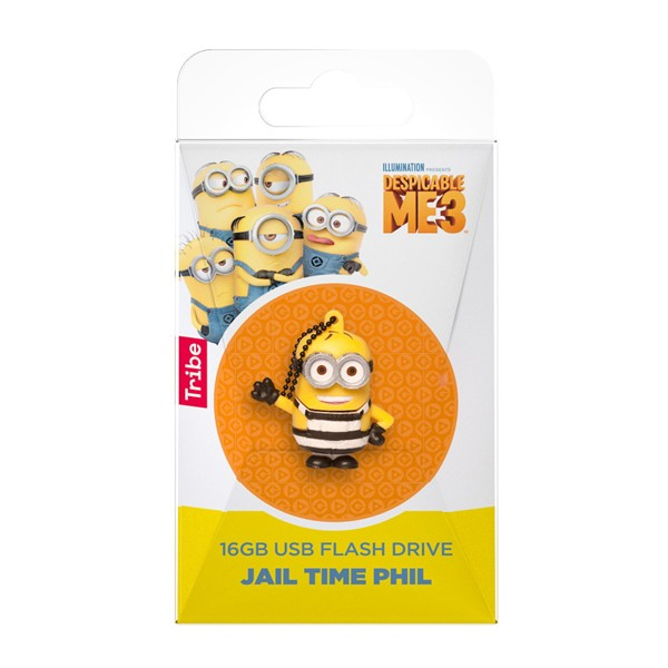 Tribe Pen Drive Minions Phil 16GB