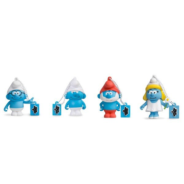 Tribe Pen Drive Smurfs Clumsy 16GB