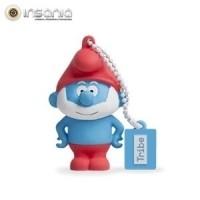 Tribe Pen Drive Smurfs Papa Smurf 16GB