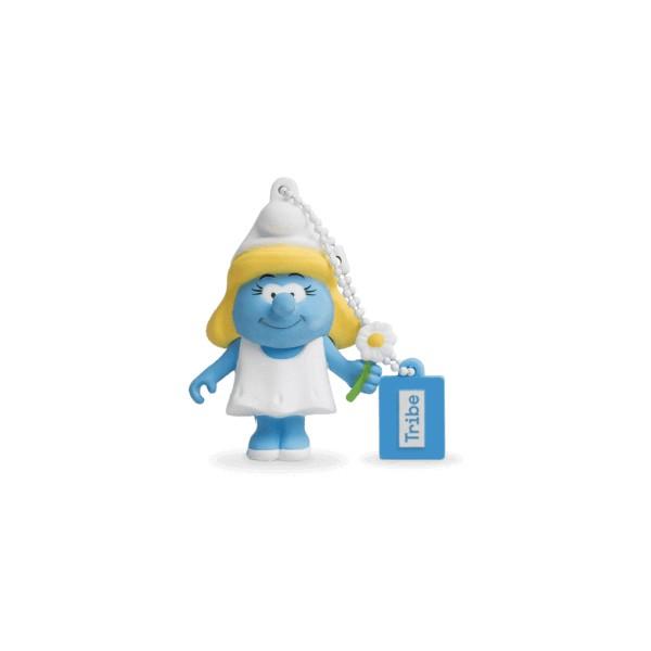 Tribe Pen Drive Smurfs Smurfette 16GB