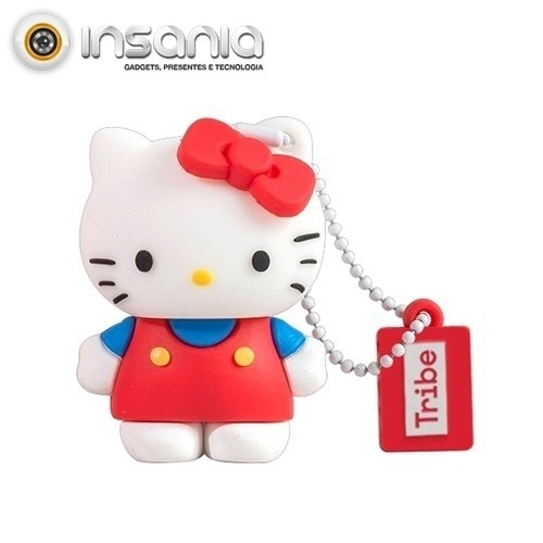Tribe Pen Drive Hello Kitty Classic 16GB