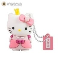 Tribe Pen Drive Hello Kitty Princess 16GB