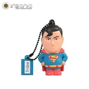 Tribe Pen Drive DC Superman 16GB