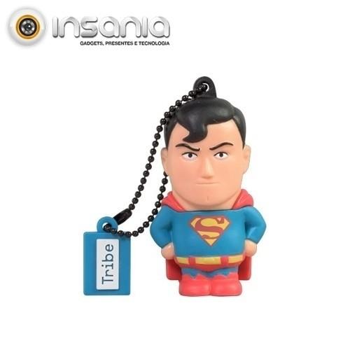 Tribe Pen Drive DC Superman 16GB