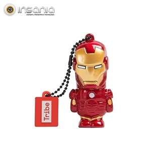 Tribe Pen Drive Marvel Iron Man 16GB