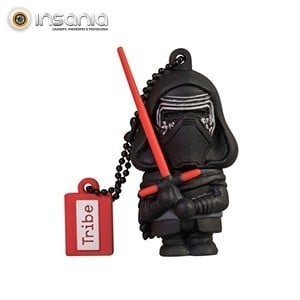 Tribe Pen Drive Star Wars Kylo Ren 16GB