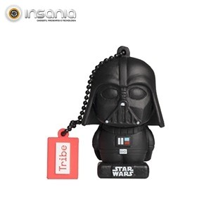 Tribe Pen Drive Star Wars VIII Darth Vader 16GB