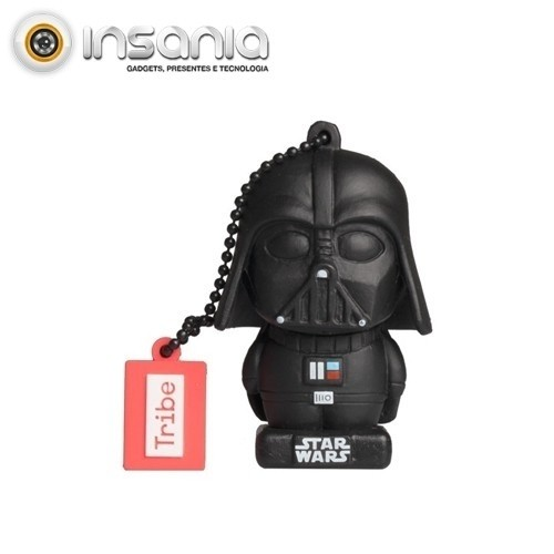 Tribe Pen Drive Star Wars VIII Darth Vader 16GB