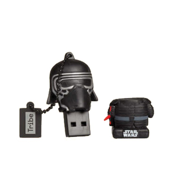Tribe Pen Drive Star Wars VIII Kylo Ren 16GB